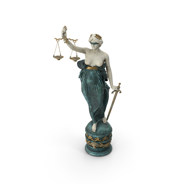 Lady Justice PNG & PSD Images