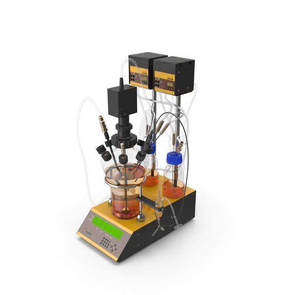 Lambda Bioreactor PNG & PSD Images