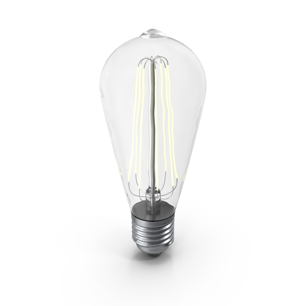 Incandescent Light: Lamp Bulb PNG & PSD Images