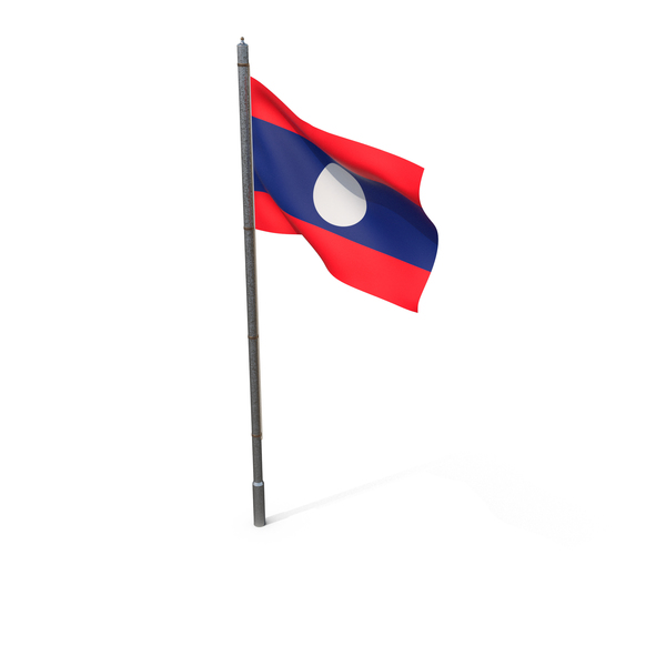 Laos Flag PNG & PSD Images