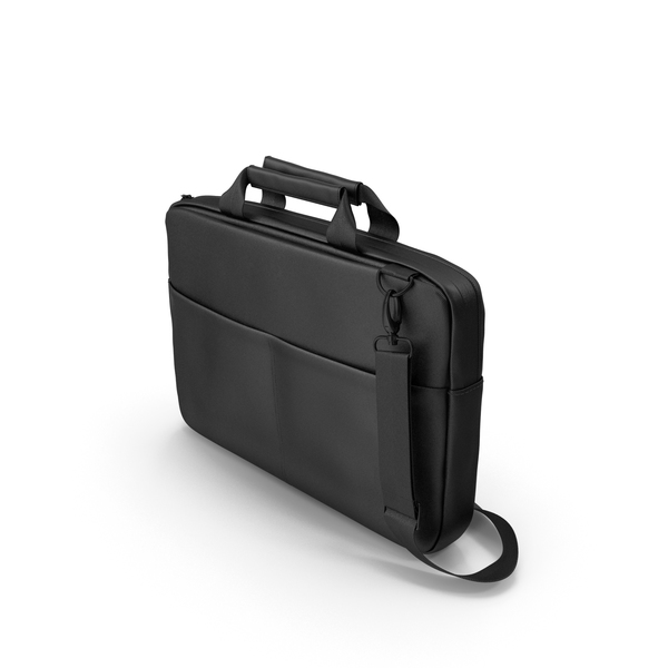 Bag: Laptop Carrying Case with Pockets PNG & PSD Images