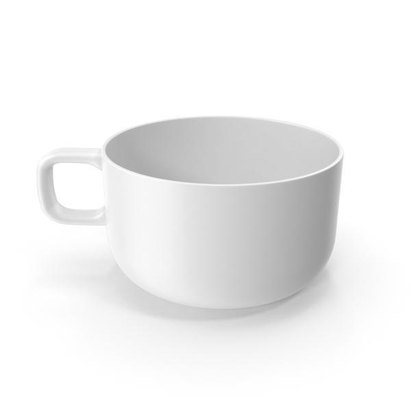 Large Mug White PNG & PSD Images