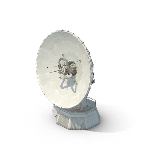 Large Satellite Dish PNG & PSD Images