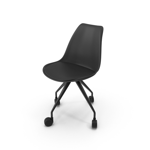 Lars Office Chair PNG & PSD Images