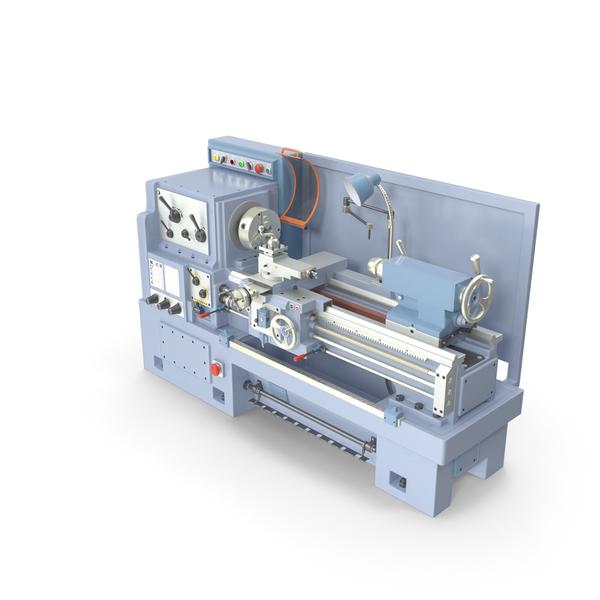 Lathe Machine PNG & PSD Images