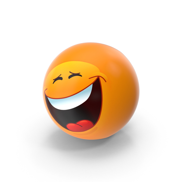 Laughing Emoji PNG & PSD Images