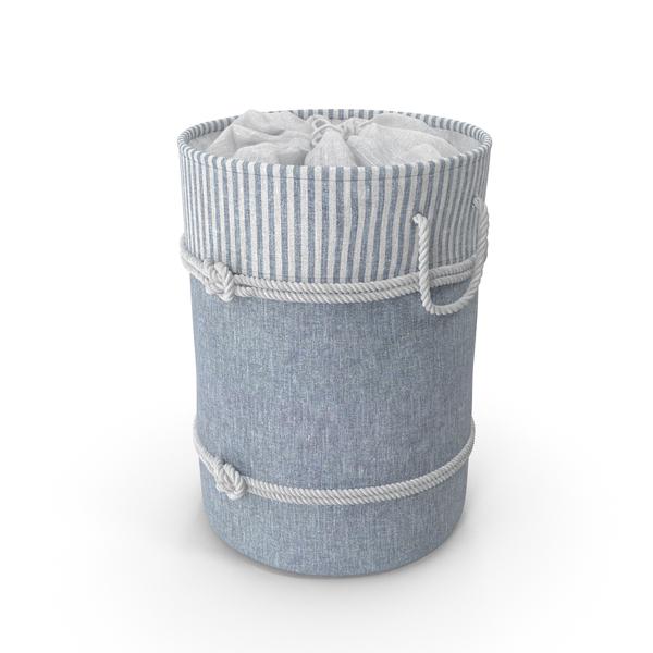 Hamper: Laundry Basket PNG & PSD Images