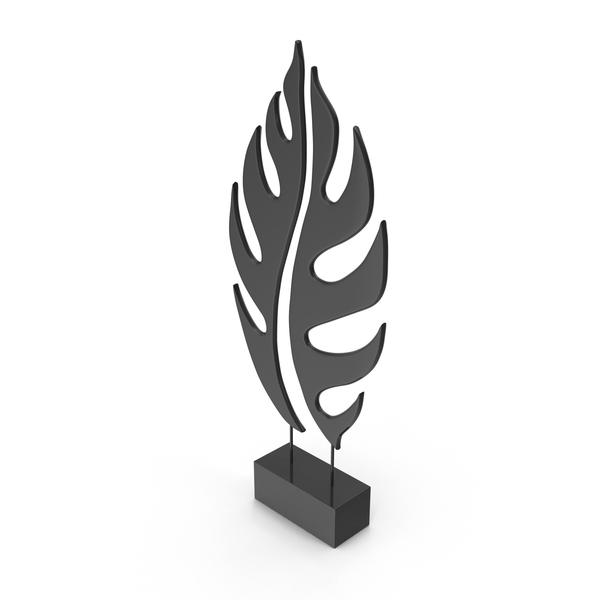 Leaf Sculpture PNG & PSD Images