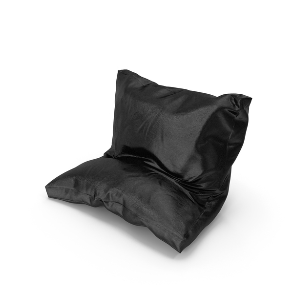 Leaning Pillow leather PNG & PSD Images