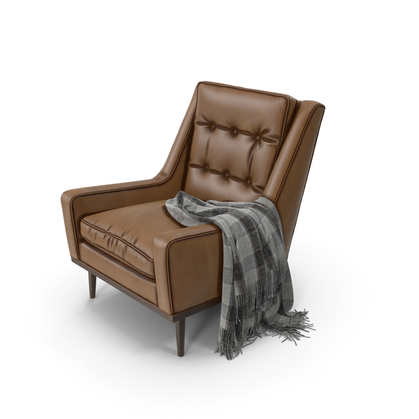 Leather Armchair PNG & PSD Images