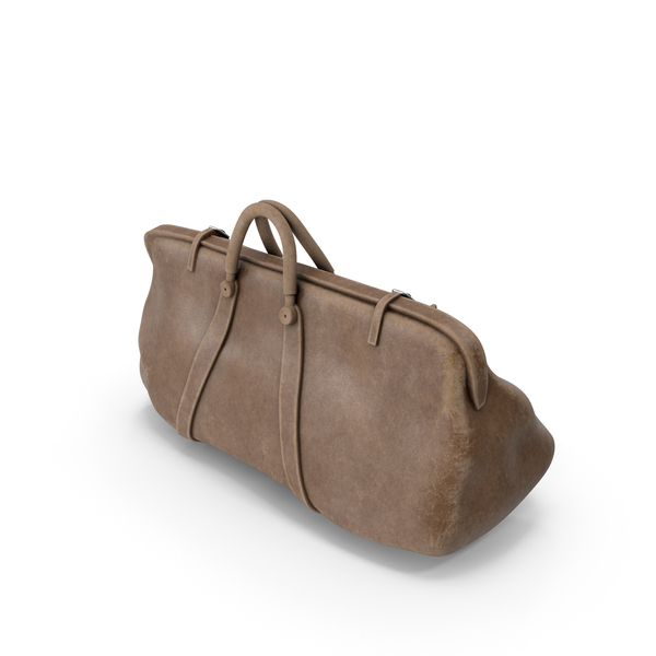 Garment: Leather Bag PNG & PSD Images