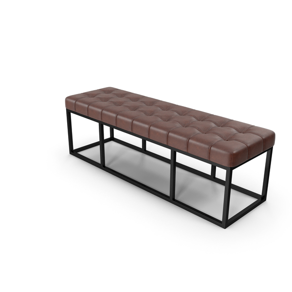 Leather Bench PNG & PSD Images