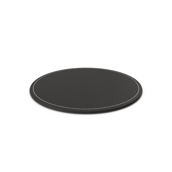 Drink: Leather Coaster PNG & PSD Images