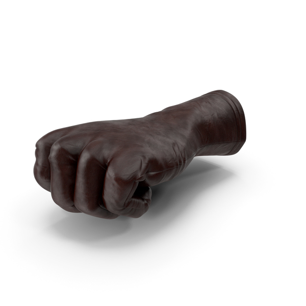 Leather Glove Fist PNG & PSD Images