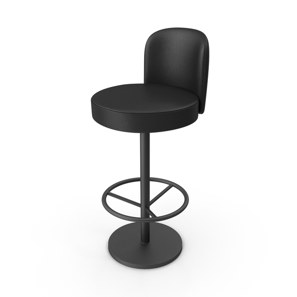 Leather High Chair PNG & PSD Images