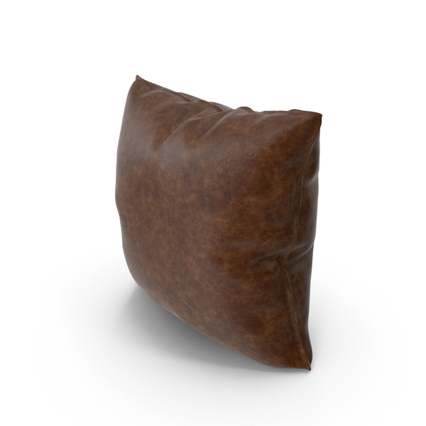 Leather Pillow PNG & PSD Images