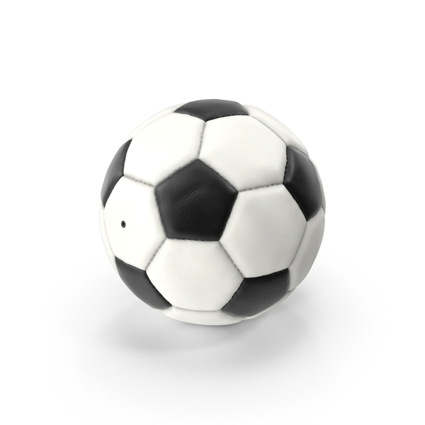Leather Soccer Ball PNG & PSD Images