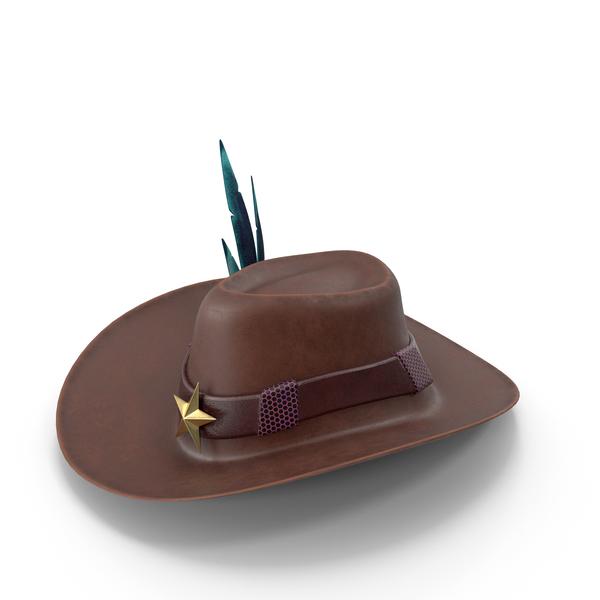 Cowboy Hat: LeatherHat PNG & PSD Images