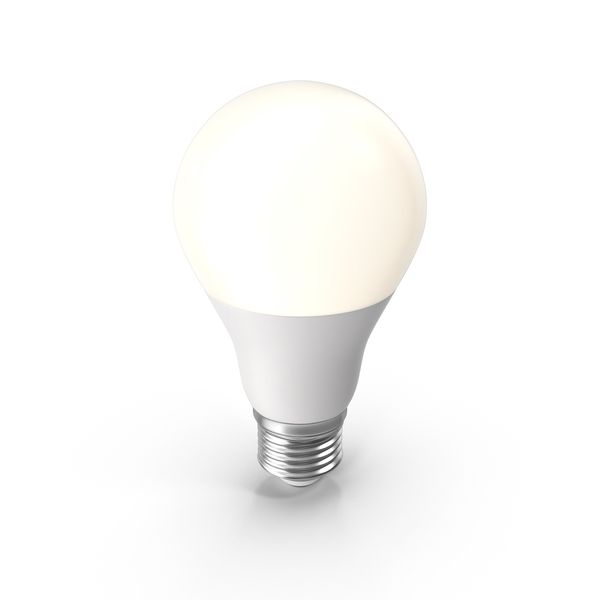 Led Bulb On PNG & PSD Images