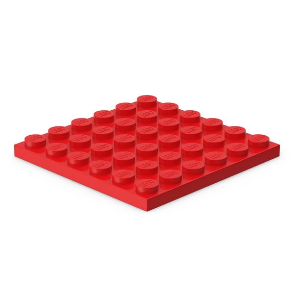 Lego 6x6 Plate PNG & PSD Images