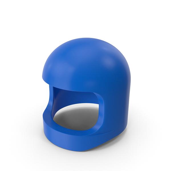 Lego Astronaut Helmet Blue PNG & PSD Images