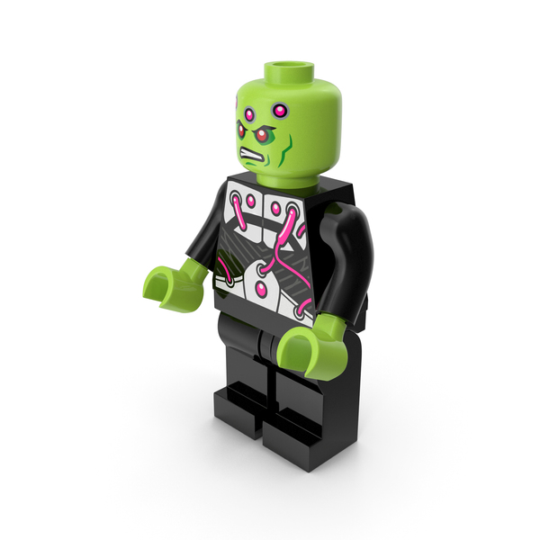 People: Lego Brainiac PNG & PSD Images