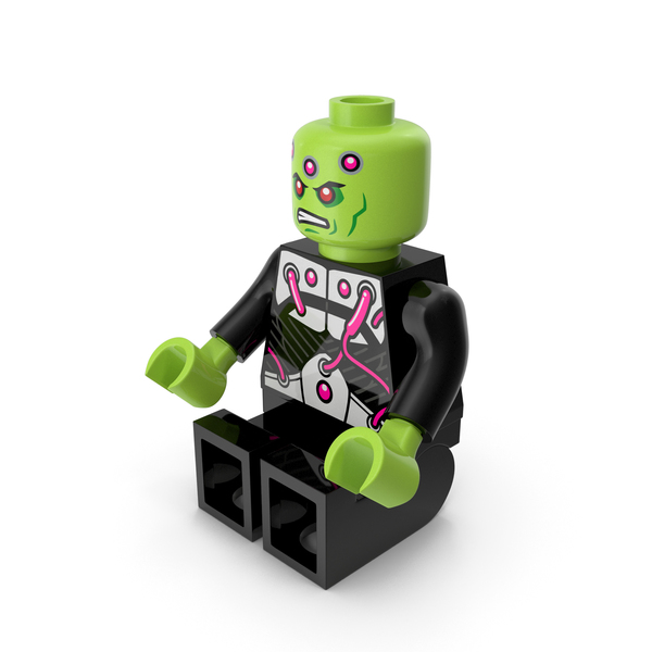 People: Lego Brainiac Sitting PNG & PSD Images