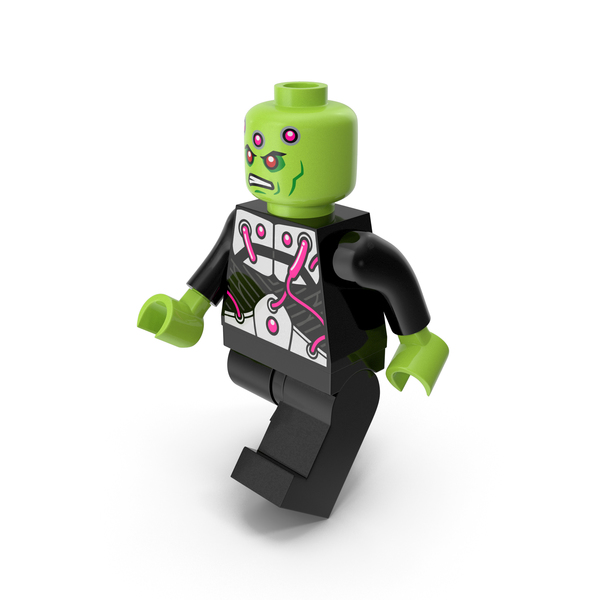 People: Lego Brainiac Walk PNG & PSD Images