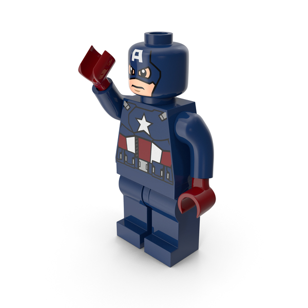 People: Lego Captain America PNG & PSD Images