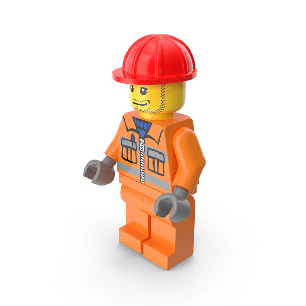 Lego Construction Workers PNG & PSD Images