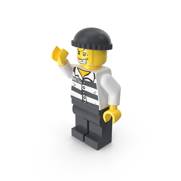 People: Lego Criminal PNG & PSD Images