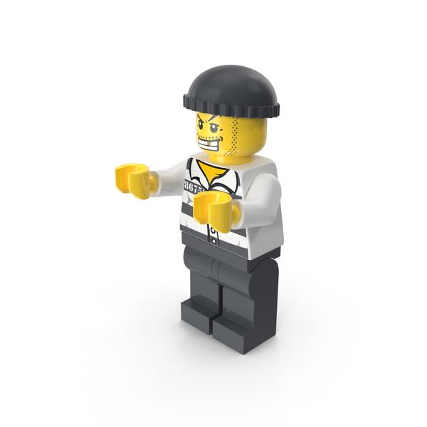People: Lego Criminal PNG & PSD Images