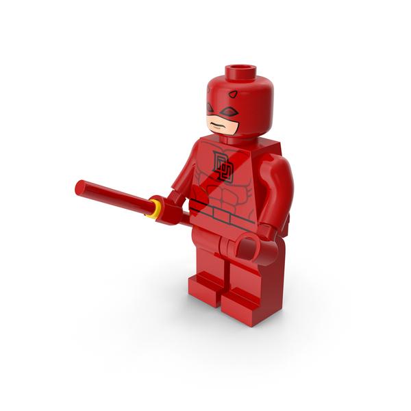 Lego Daredevil PNG & PSD Images