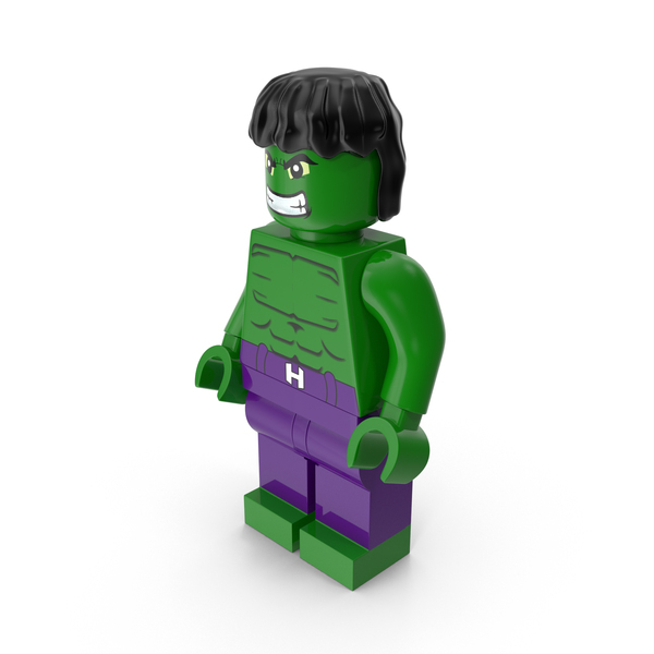 Lego Hulk PNG & PSD Images