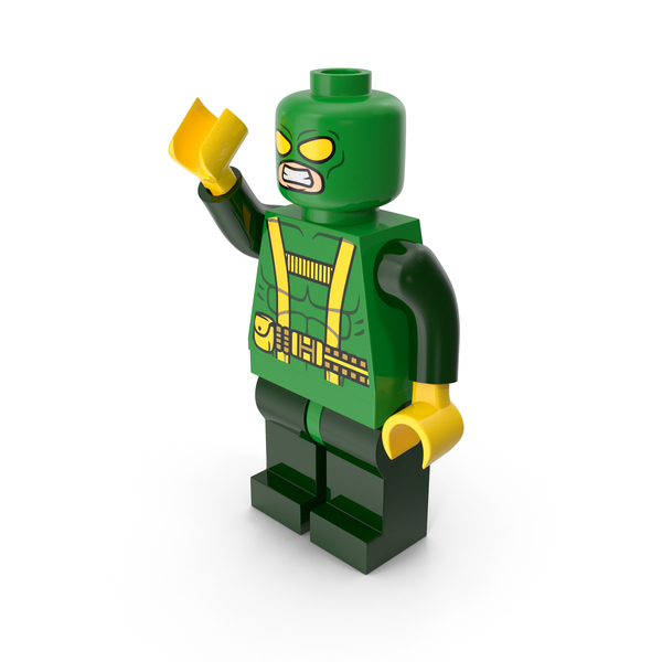 Toys: Lego Hydrasoldier Pose1 PNG & PSD Images