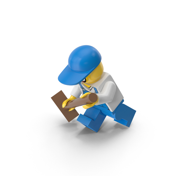 Lego Janitor PNG & PSD Images