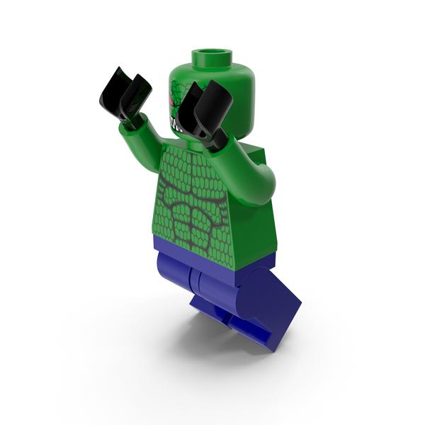 Toys: Lego Killer Croc Jump PNG & PSD Images