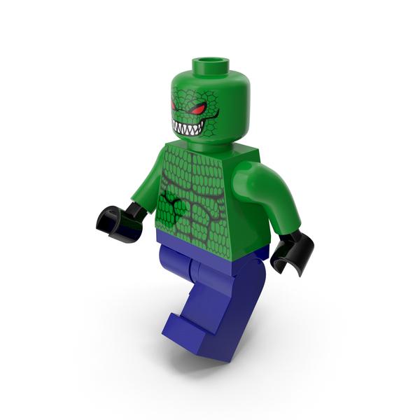 Toys: Lego Killer Croc Walk PNG & PSD Images