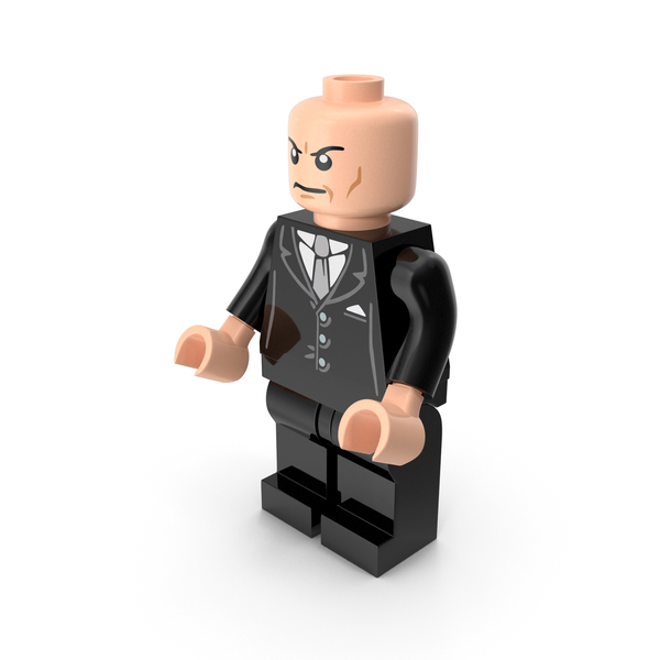 People: Lego Lex Luthor PNG & PSD Images