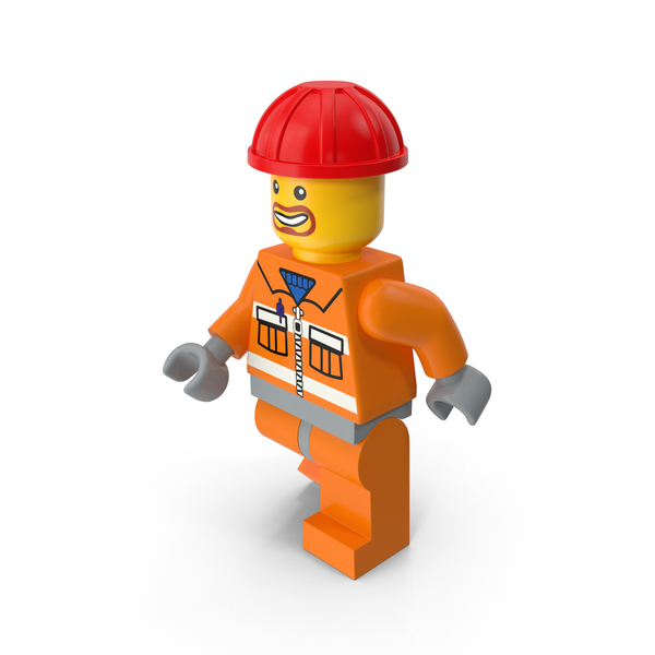 People: Lego Man Builder PNG & PSD Images