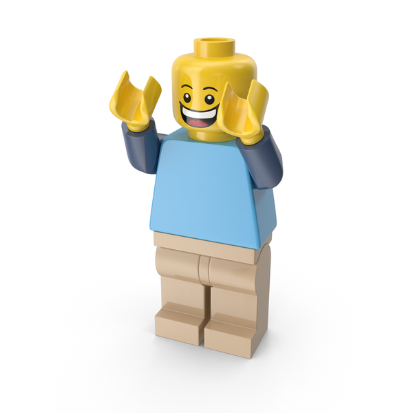 Lego Man Max PNG & PSD Images