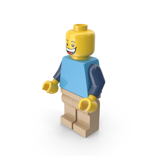People: Lego Man Max PNG & PSD Images
