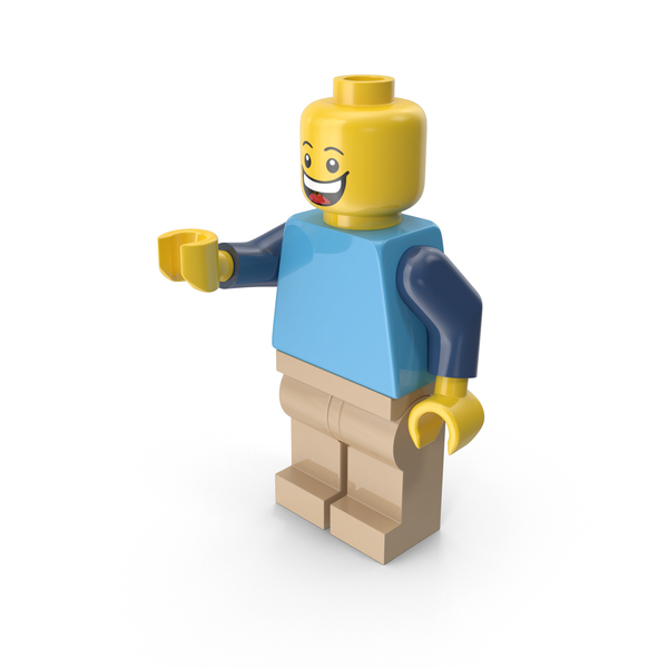 Lego Man PNG & PSD Images