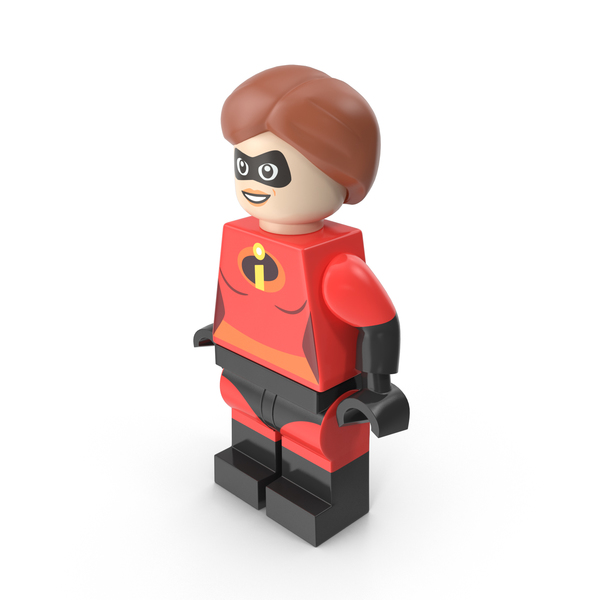 Lego Mrs. Incredible PNG & PSD Images