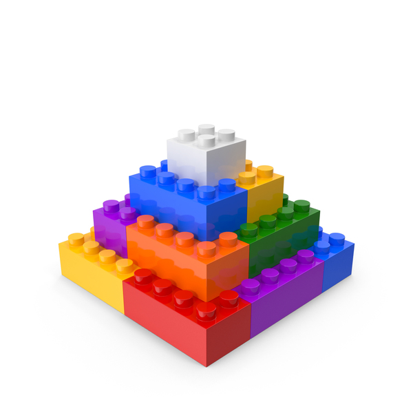 Lego Pyramid PNG & PSD Images