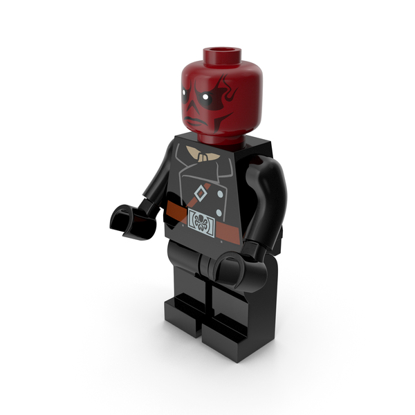 Lego Red Skull PNG & PSD Images