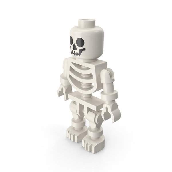 Lego Skeleton PNG & PSD Images