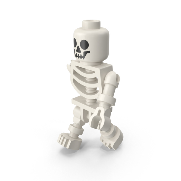 Lego Skeleton Run PNG & PSD Images