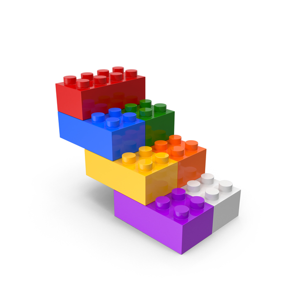 Lego Stair PNG & PSD Images