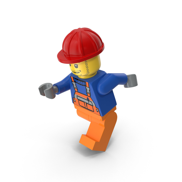 People: Lego Worker PNG & PSD Images